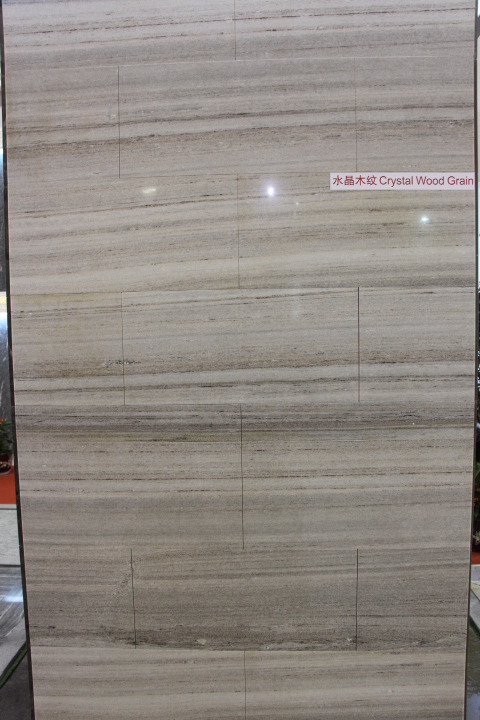 crystal wood marble tiles