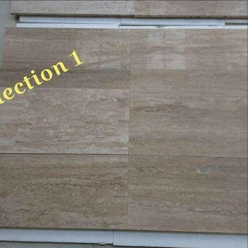 DENiZLi TRAVERTINE VEINCUT TILES