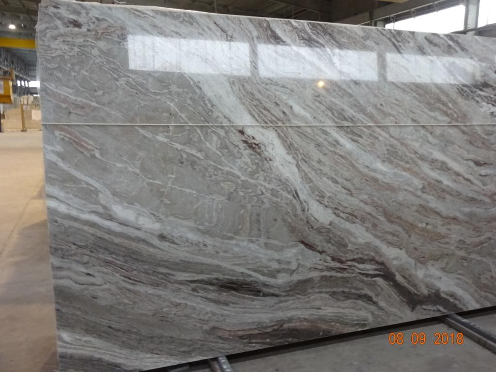 Indian Brown Marble Slabs