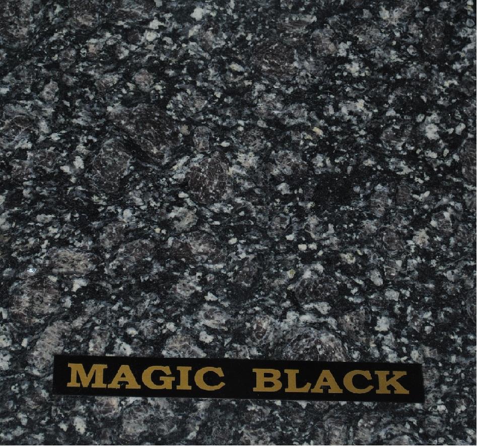 Magic Black Granite