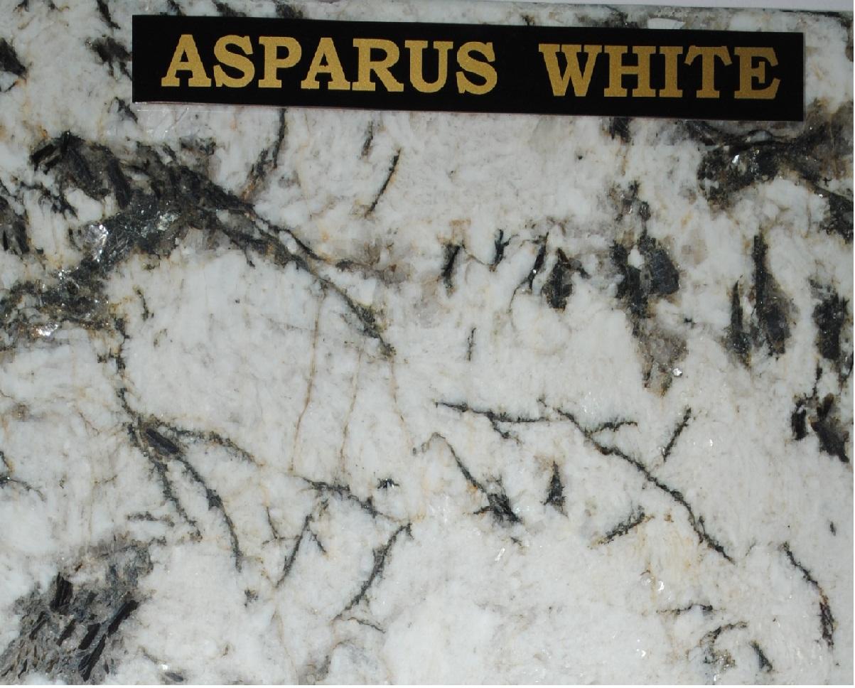 Asparus White Granite