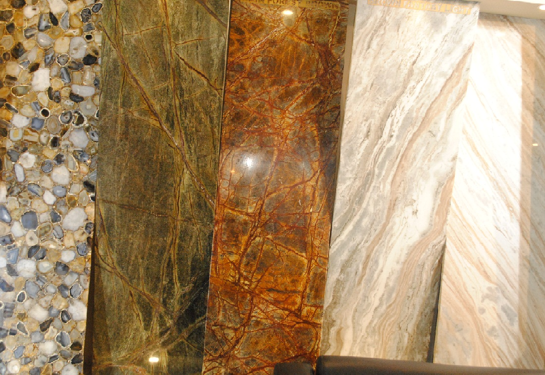 Indian Granite Polished Granite Tiles