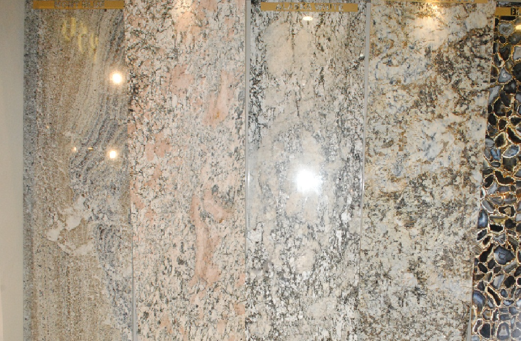 Indian Polished Granite Tiles