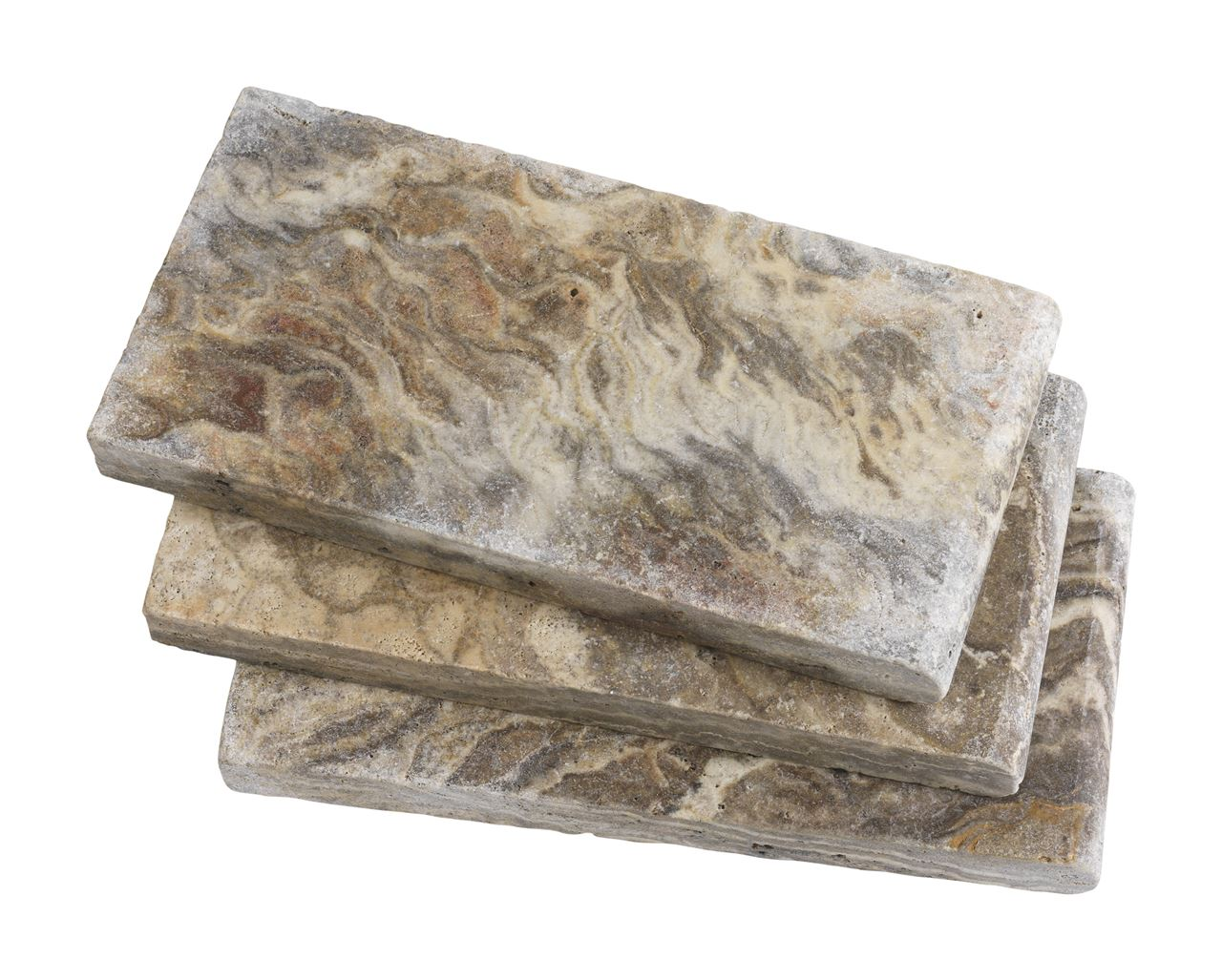 Da Vinci Silver Travertine CC