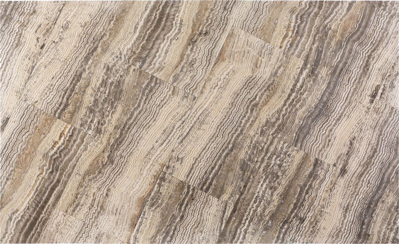 Da Vinci Silver Travertine VC