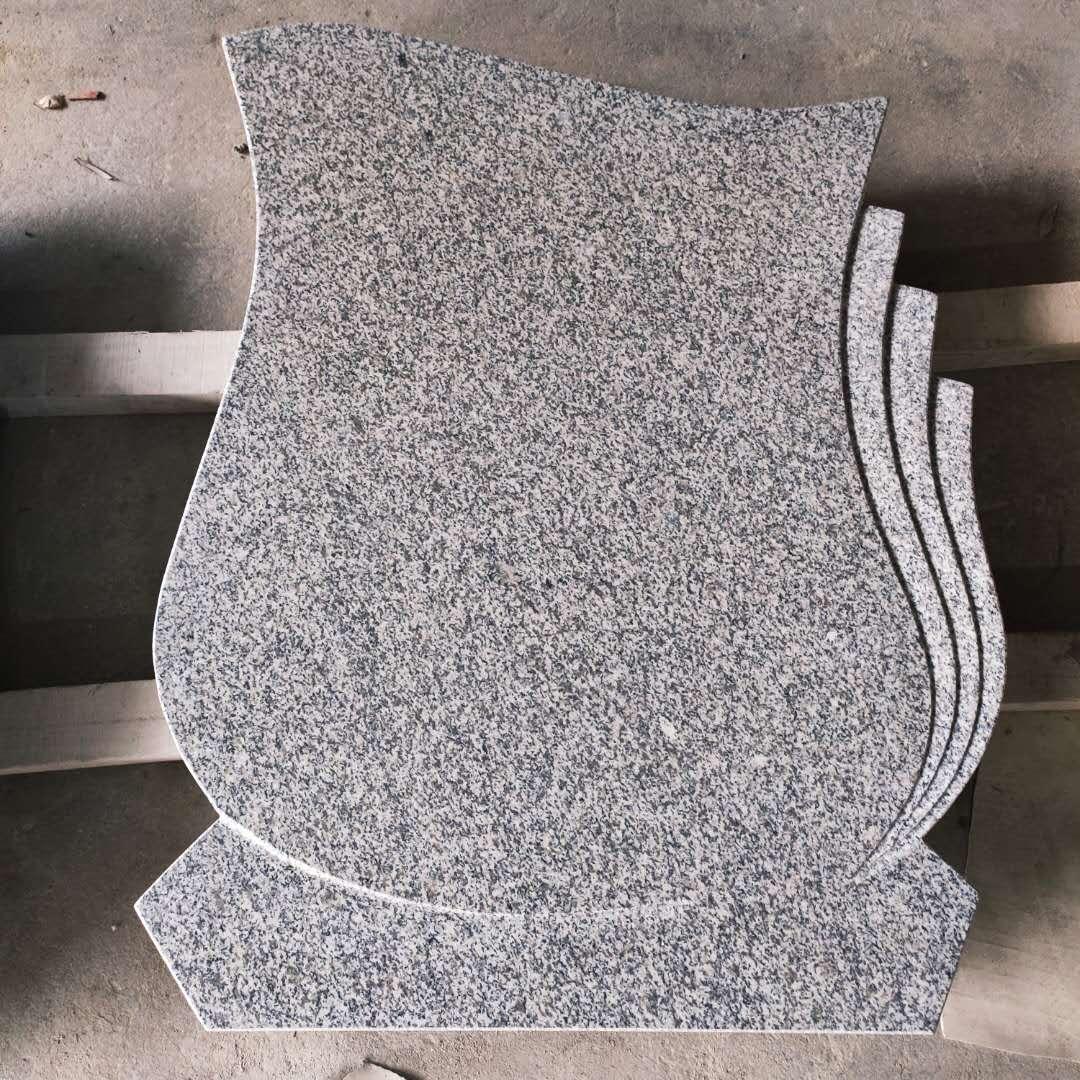 Dalian G603 Granite Tombstone