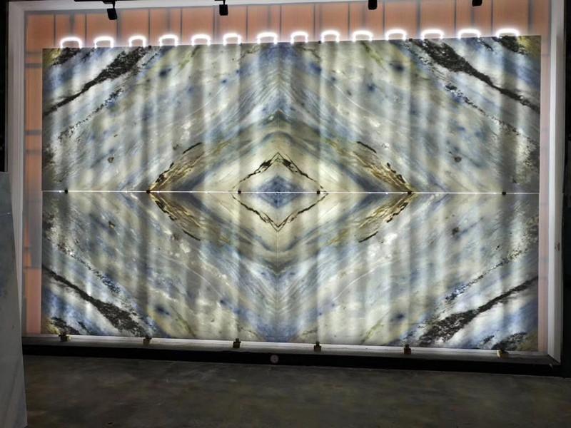 Danube Blue Marble