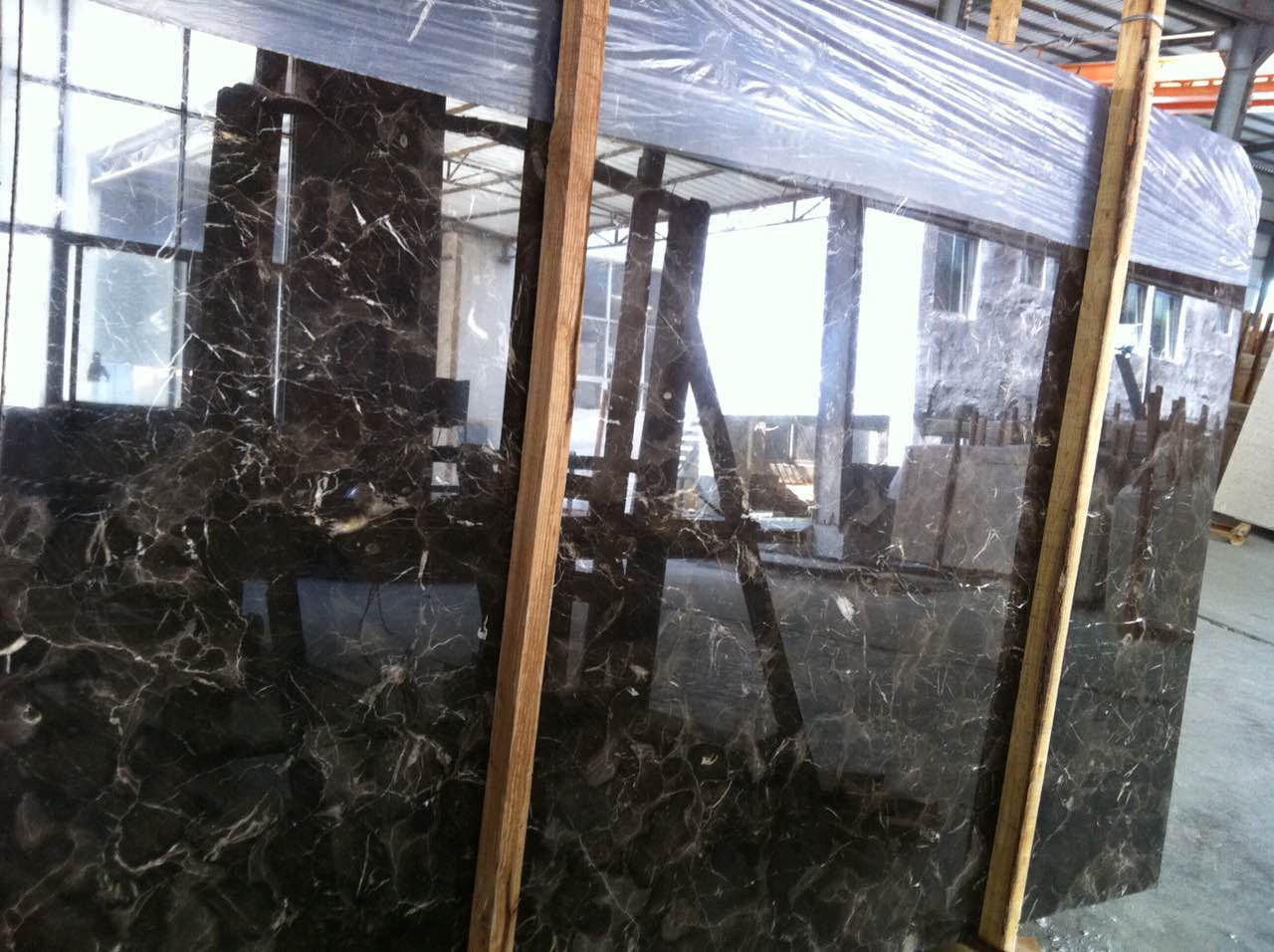 Dark Emperador Marble China