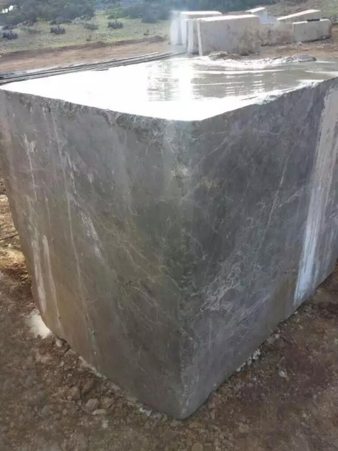Dark Emperator marble block