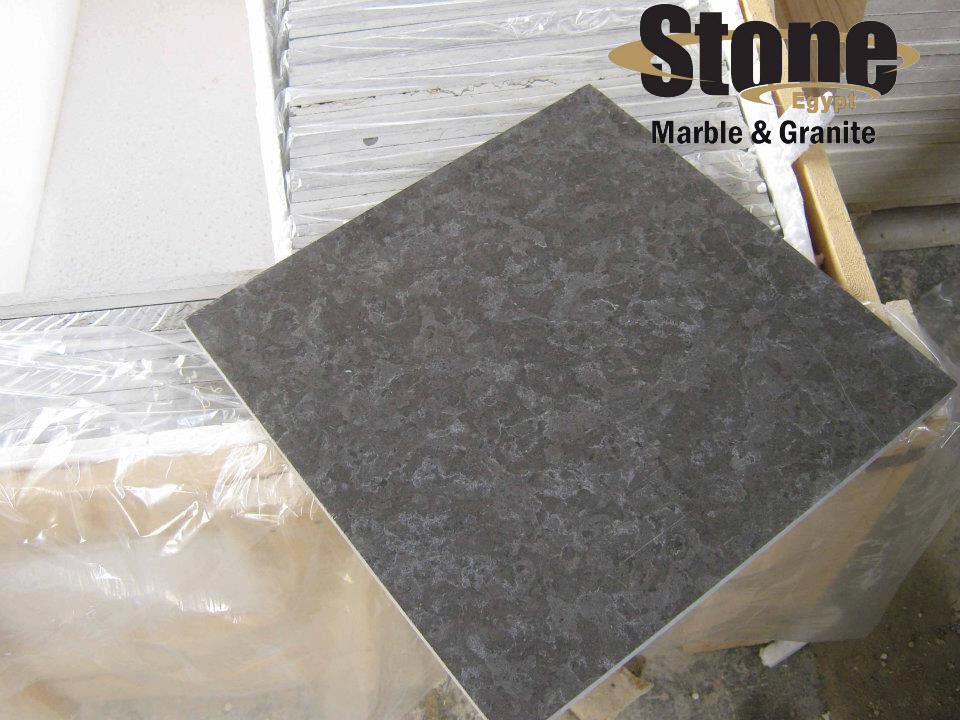 Melly Gray Dark Hoed Marble Tiles