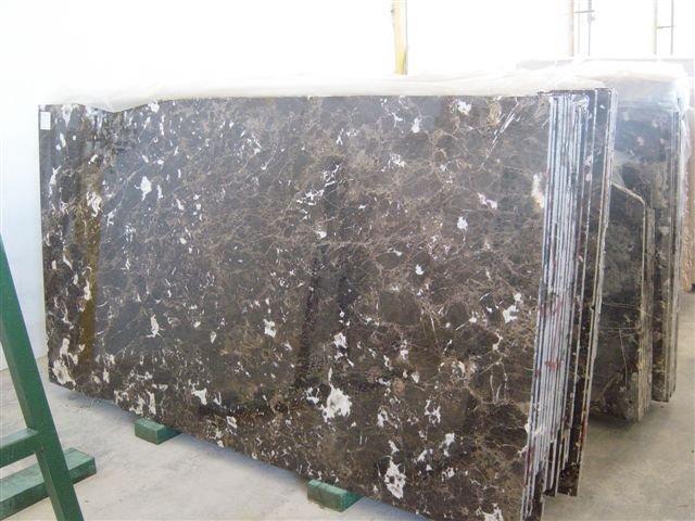 Dark EmperadorChinese Brown Marble Slabs