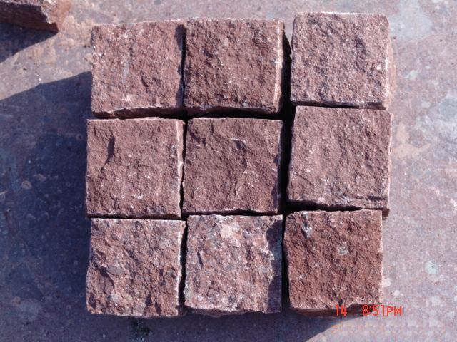 DY red cobbles