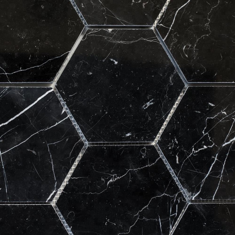 China Nero Marquina Marble China Negro Marquina Marble Mosa Classico Marble China Black With Vein Marble China Black Mar