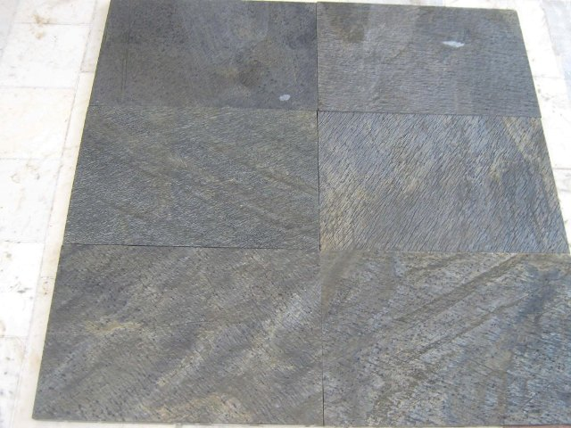 Deoli Green - Polished Slate Tiles