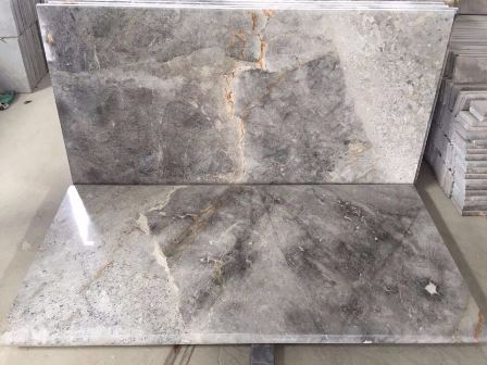 Desert Grey Marble Polished Titles Multicolor Marble