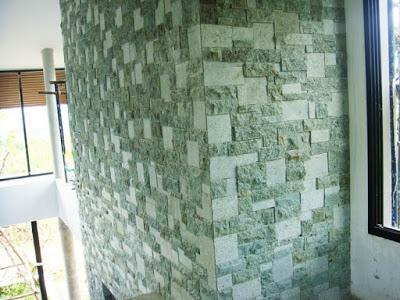 Sukabumi green natural stone