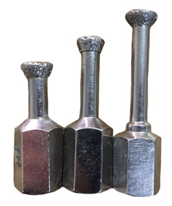 Diamond Drill Bit for Granite and Marble Anchors