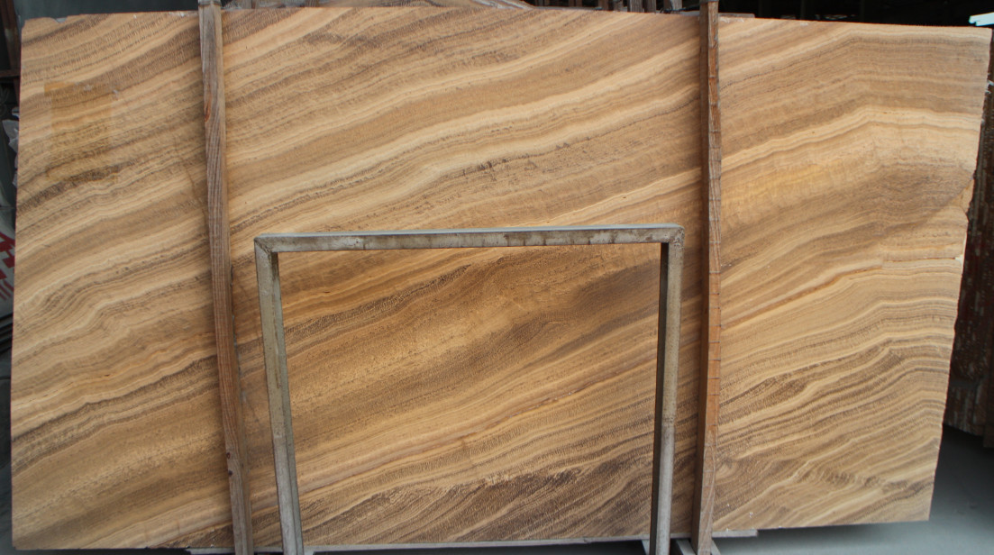 Dragon Brown Marble Slabs