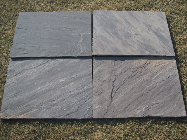 Ebony Sandstone Tiles