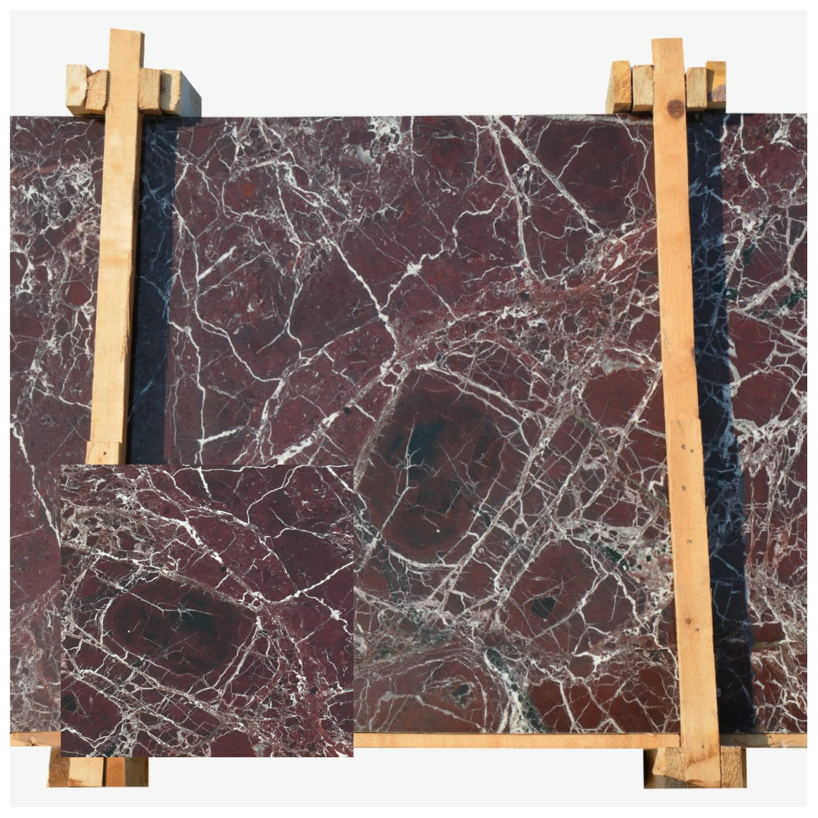 Elazig Cherry Marble Slabs  Red Marble