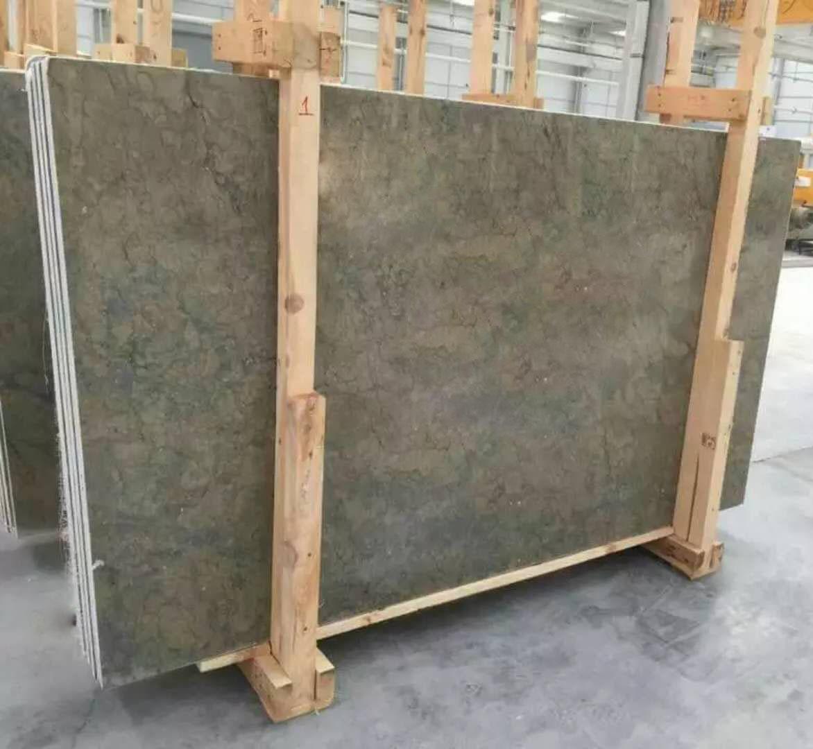Emarld parld marble slab