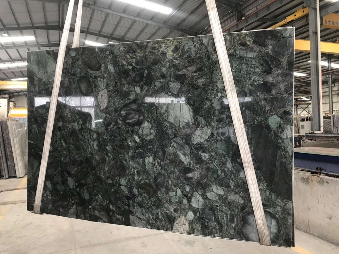 Emerald Green slab