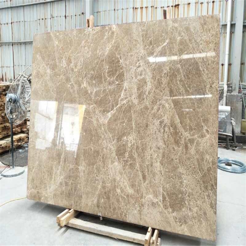 Dark Emperador Light Marble Stone Slab Tiles