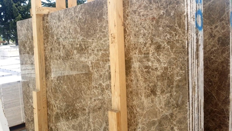 Emperador Medium Marble Slabs