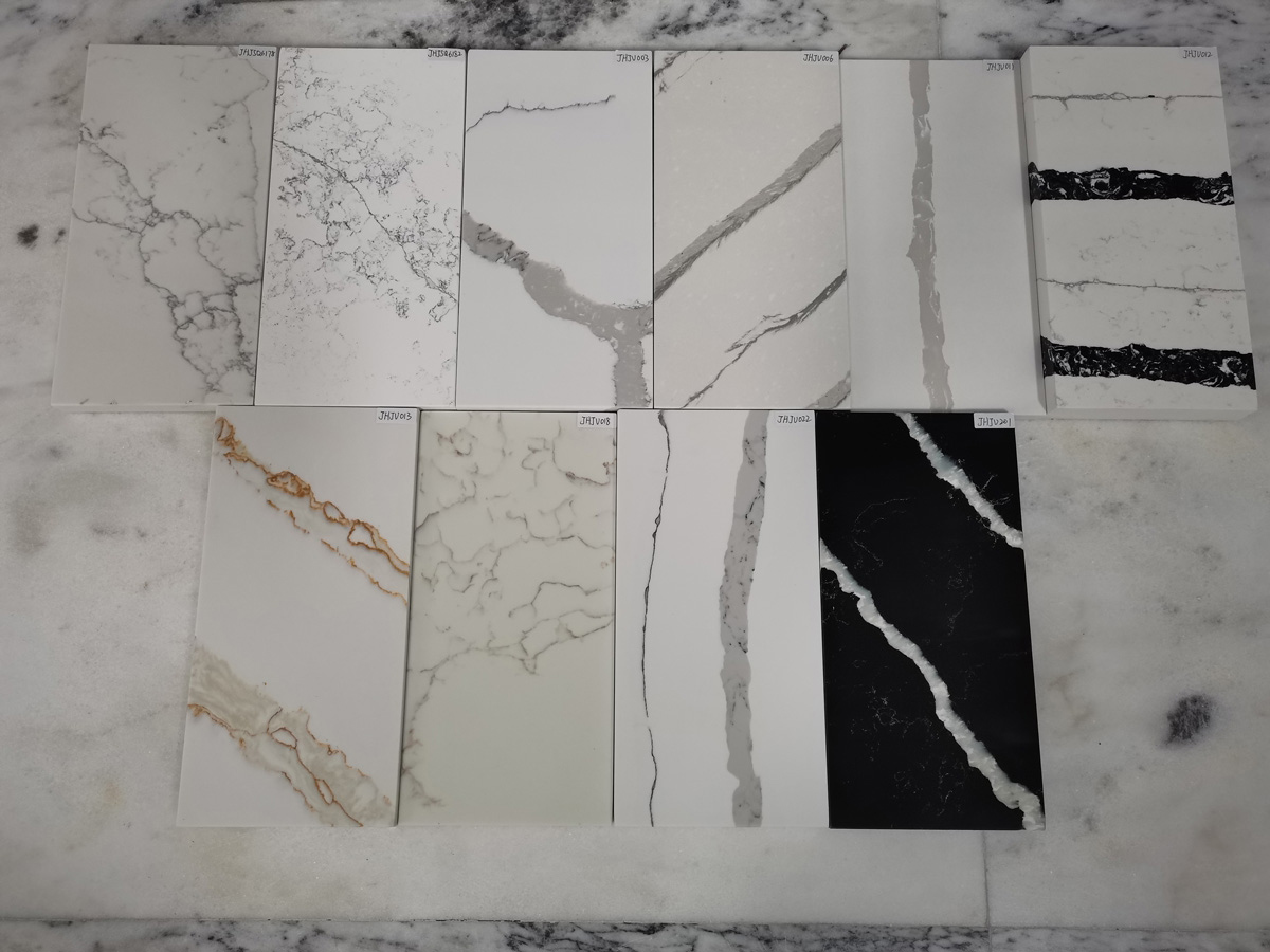 Engineered Quartz Stones