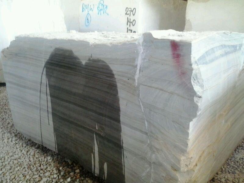 Eramosa Marble Block