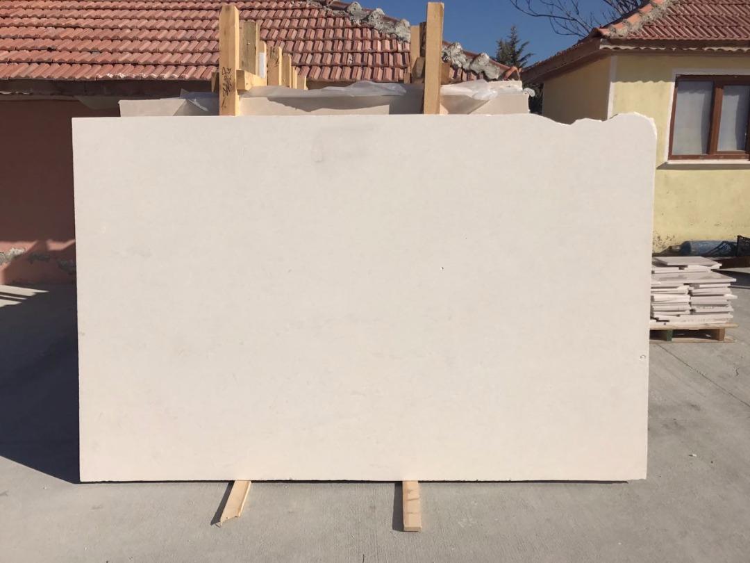 Persian Limestone White Slabs