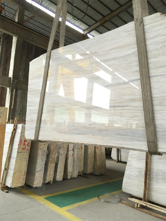 Prime Price Eurasian Wood Grain Marble Slab