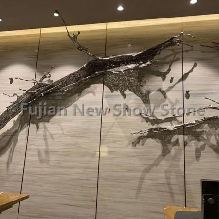 Eurasia wood grain marble
