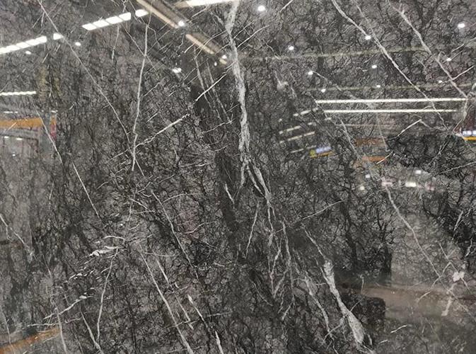 Wholesale Big Black Fusion Granite Slab