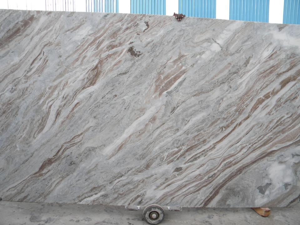 Fantasy Brown Marble Polished Stone Slabs