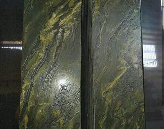 green forest granite