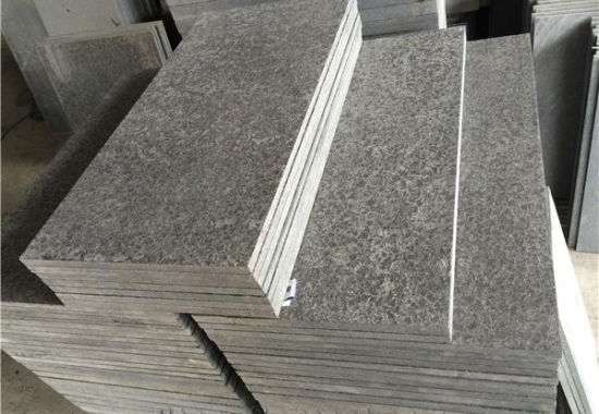 Flamed Basalt Stone Tiles