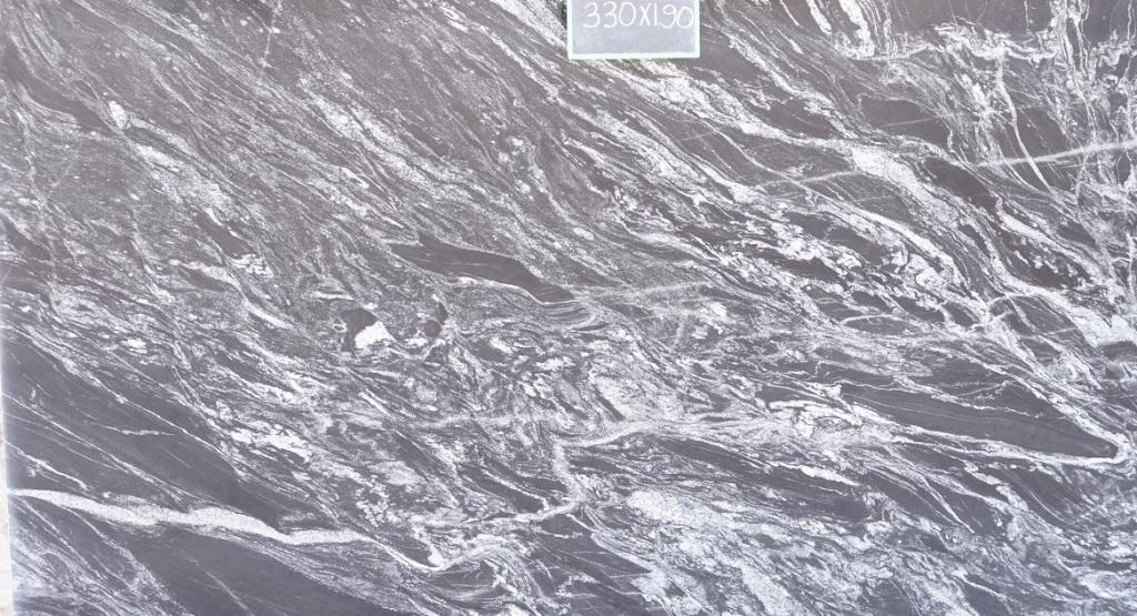 Forest Black Granite Slabs Polished Slabs