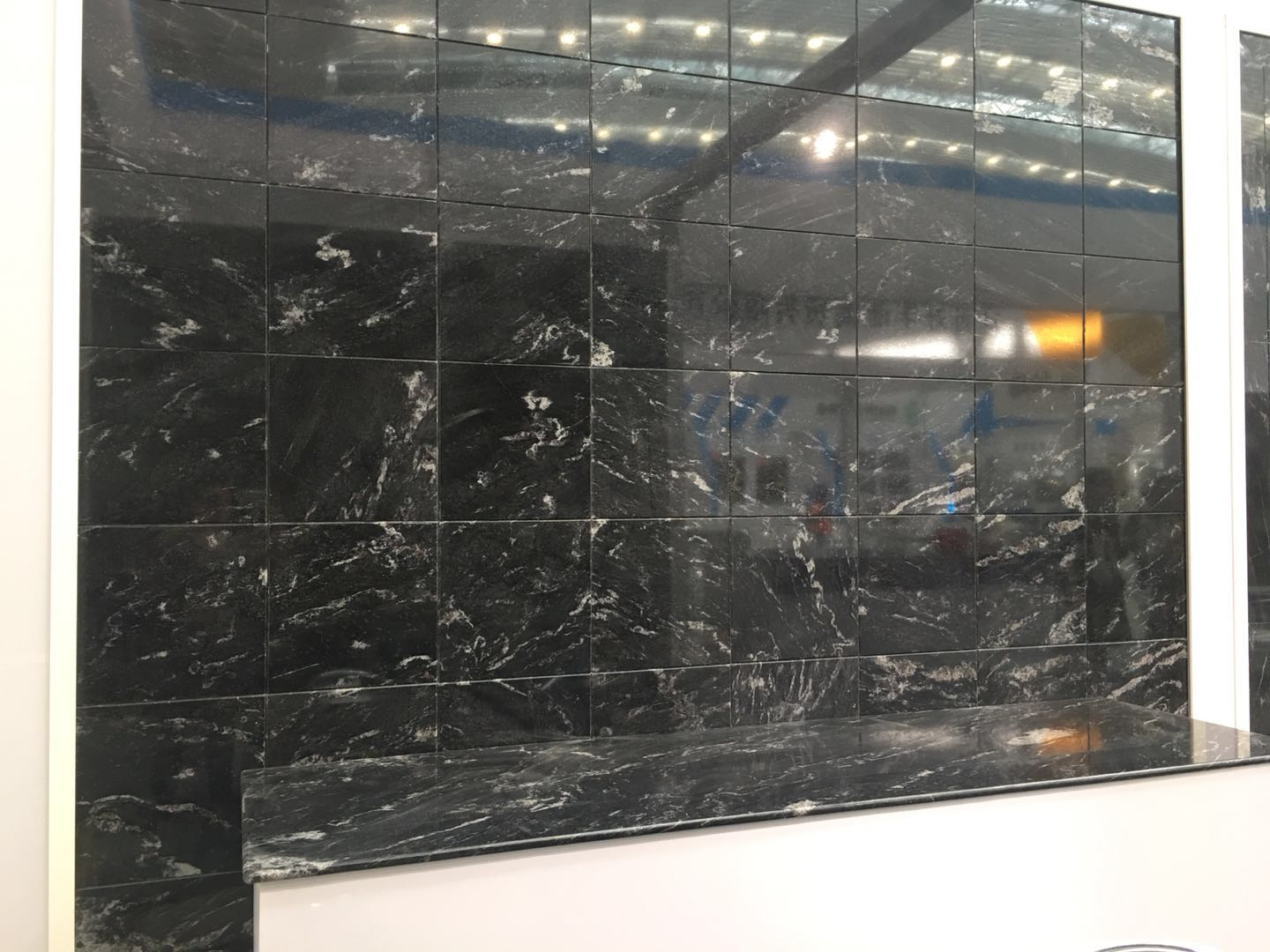 Fantasy Black Granite