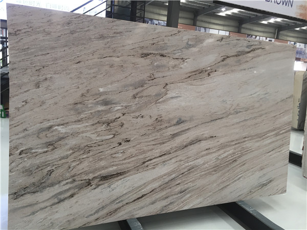 Fantasy Brown Marble For Kitchen Countertop