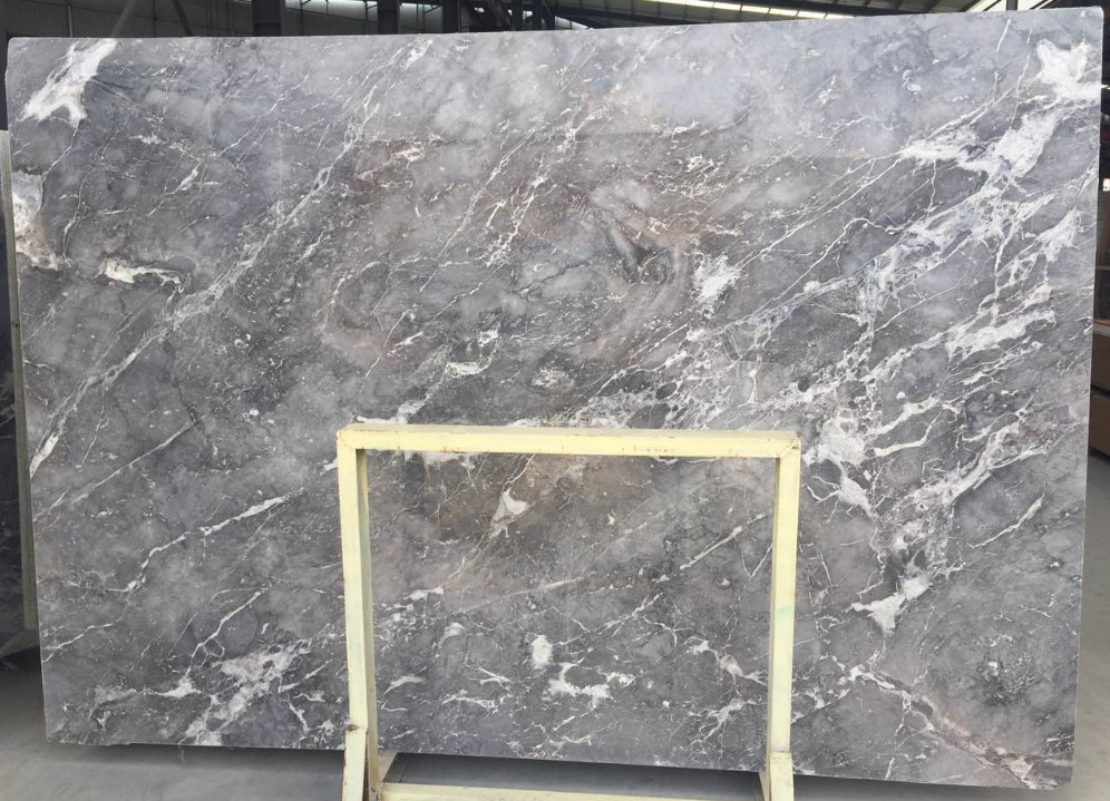 Fior Di Bosco Grey Polished Marble Slabs