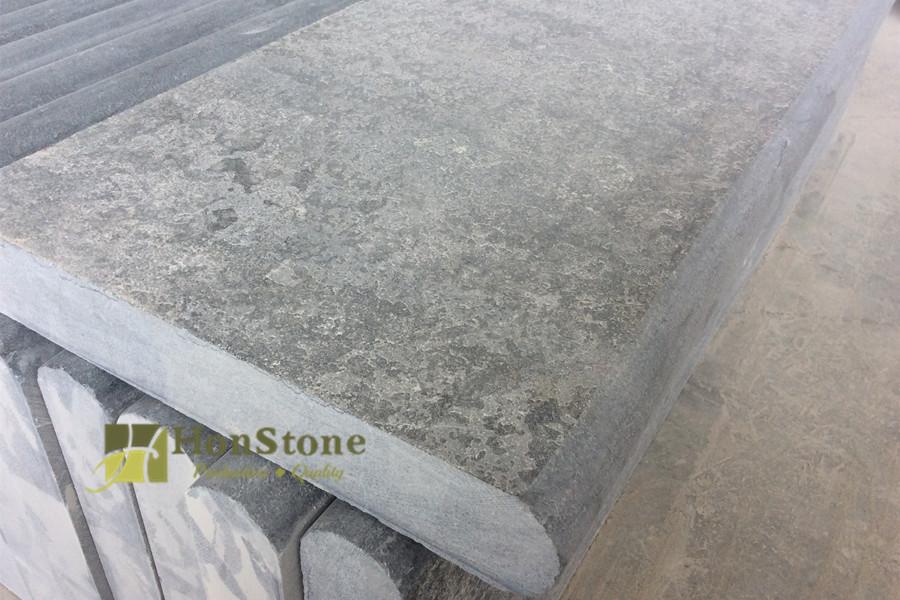 Limestone Honed Stone Steps