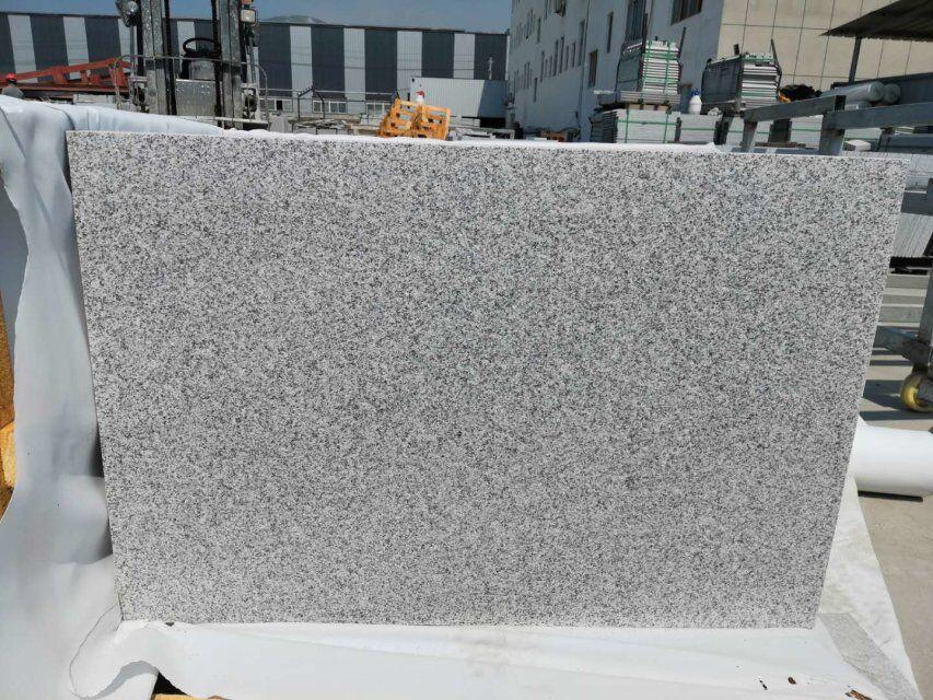 G603 Flamed Tiles Flamed Granite Stone Tiles