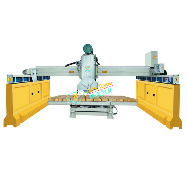 Fully Automatic Infrared used granite  marble saw machine for sale