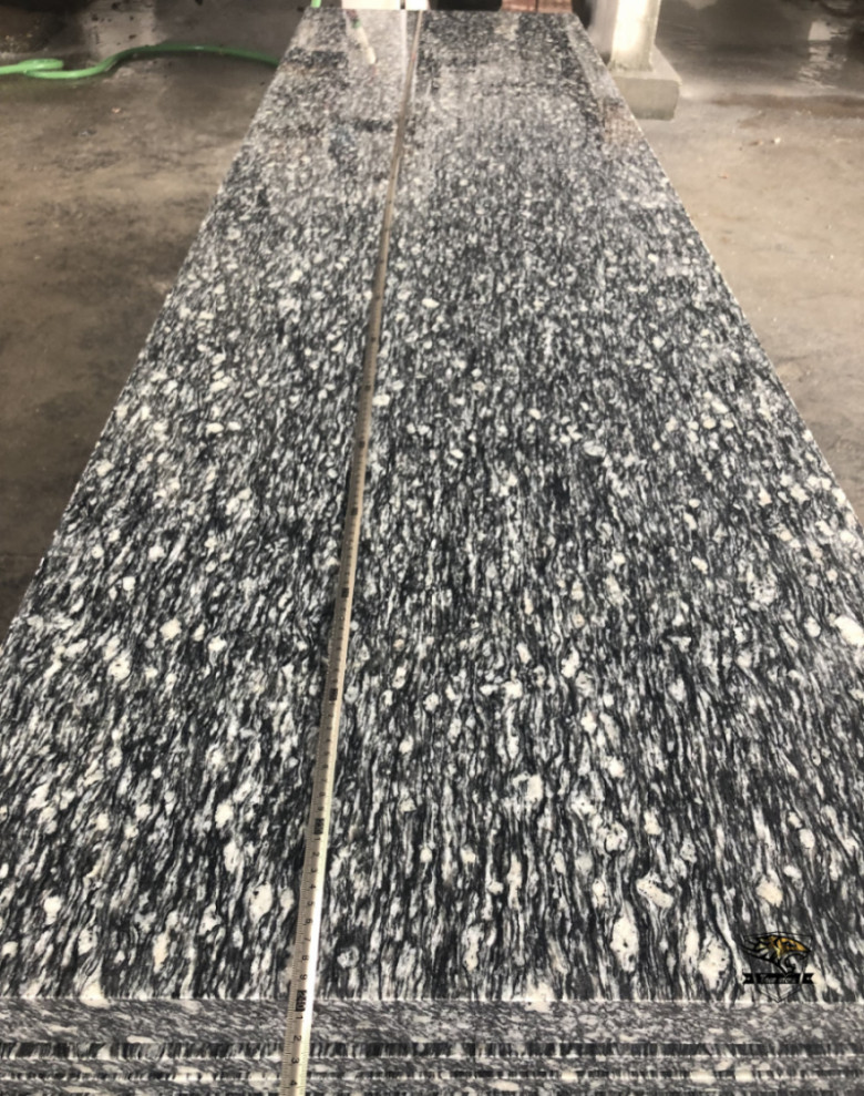 Sea Wave Spray White G407 Granite Polished Counte
