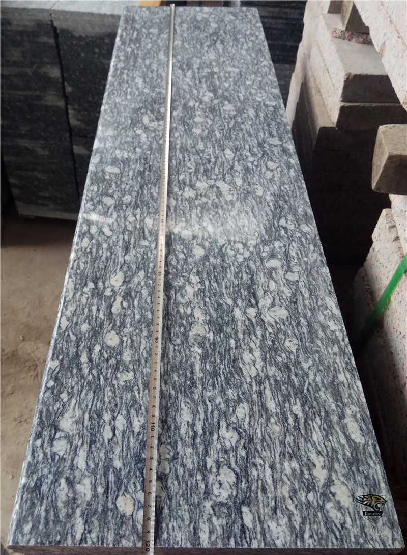 G408 Sea Wave Granite Steps and Risers