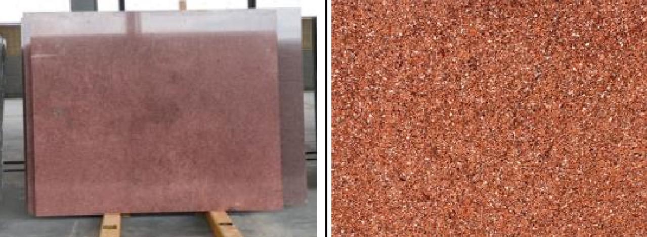 G562 Red Granite -6is