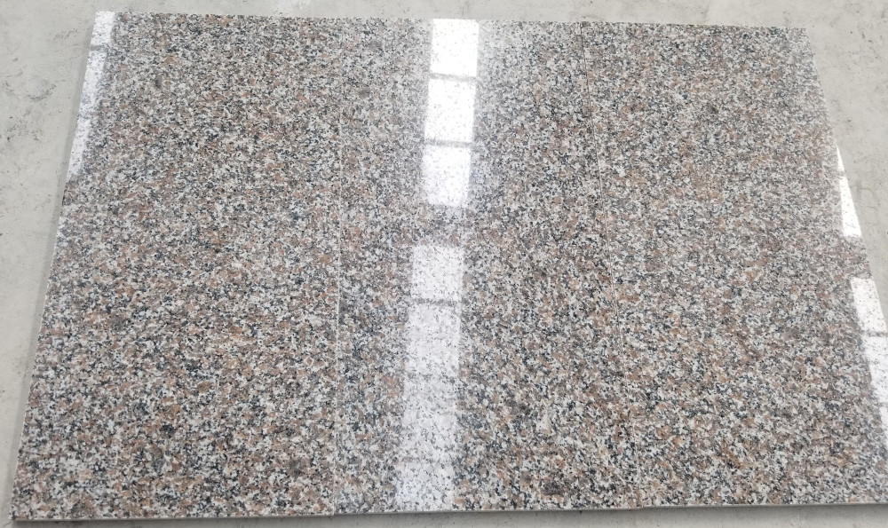 G664 Granite Tiles Polished Finish Porrino Pink