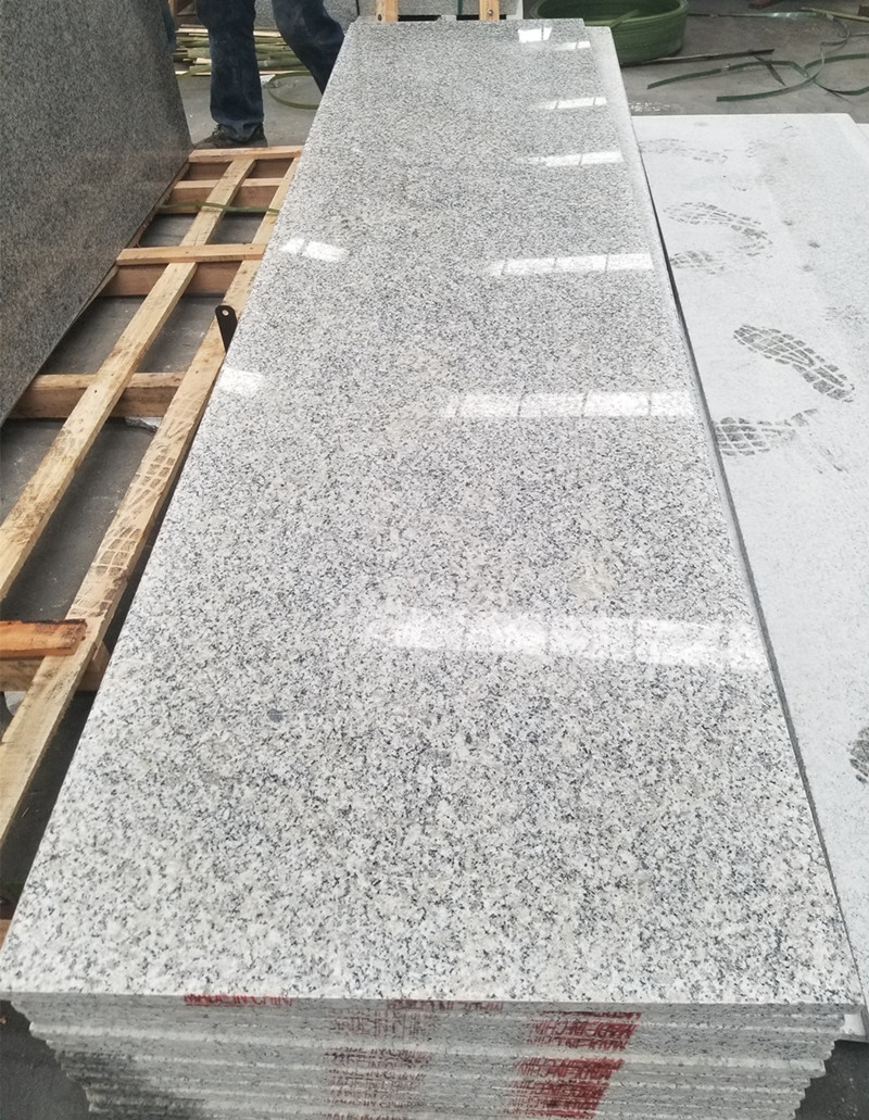 Artemis Grey G622 Granite Slabs 240x60x2cm with edge bullnose