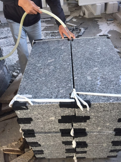 Granite G602 Light Grey Kerbstone